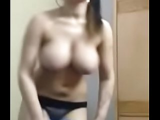 Indian arab girl hottest stripper video leaked