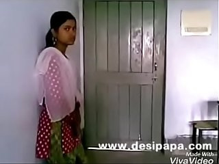 Indian10th  school girls sex with boy friend