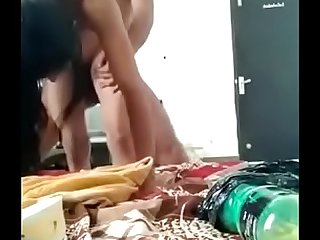 Indian village girlfriend and boyfriend having sex