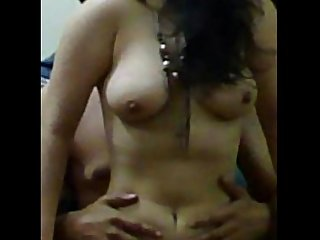 Gorgeous Pakistani Bitch Riding Cock