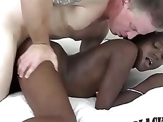 Teen Black Girl Fucks White Guy First Porn Casting - TeenBlackGirls.com