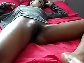 Honey with amazing wazoo rides knob